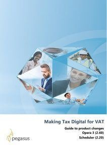 Making Tax Digital For VAT Product Changes Guide