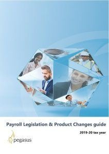 Payroll Legislation & Product Changes Guide