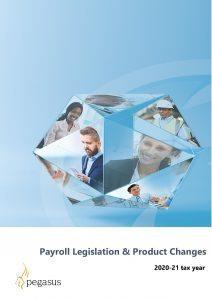 Payroll Legislation & Product Changes Guide