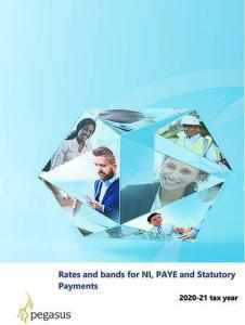 Payroll Upgrade 2020 Rates Bands Guide